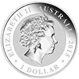 In Stock! 2013 AUSTRALIA Lunar II Year of the Snake 1 OZ SILVER COIN by Perth Mint
