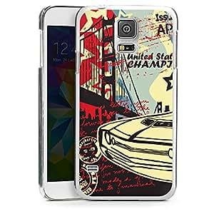Funda Samsung Galaxy S5 - carcasa rígida transparente manejar Classic