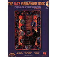 The Jazz Vibraphone Book: Etudes in the Style of the Masters book cover