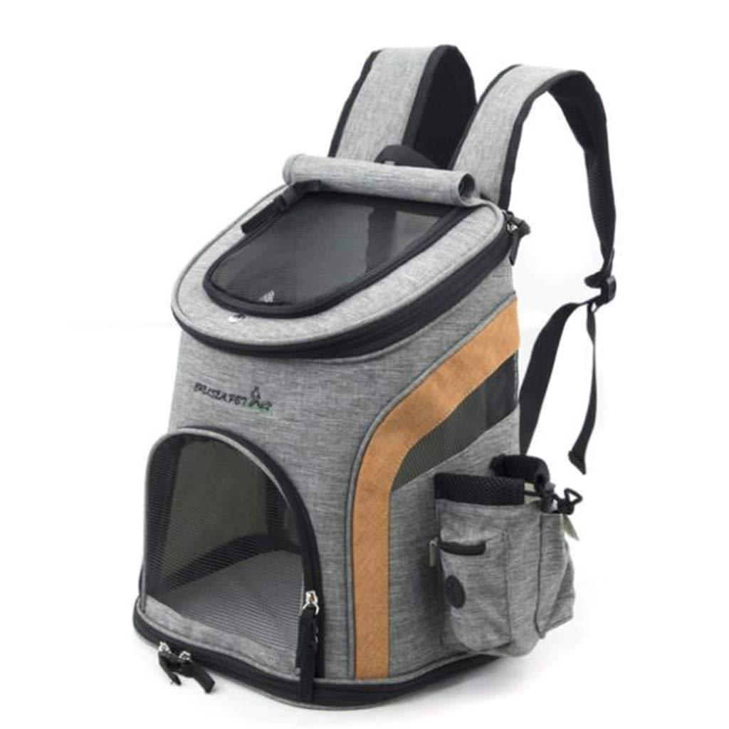 Multi-Function Pet Bag Adjustable Shoulder Strap Thickening Handle Hiking (Color : C)