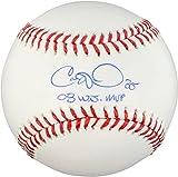 Cole Hamels Philadelphia Phillies Autographed Baseball with 08 WS MVP Inscription. - Fanatics Authentic Certified