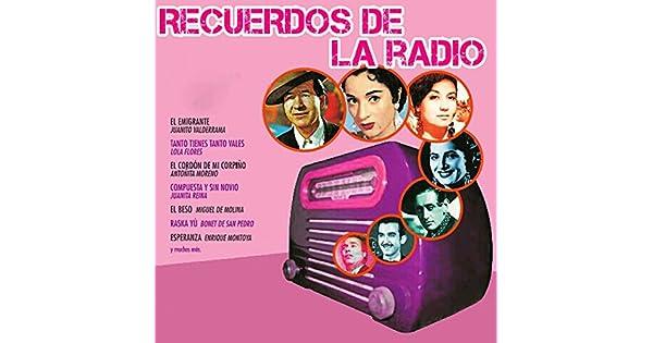 Amazon.com: Recuerdos de la Radio: Varios Artistas: MP3 ...