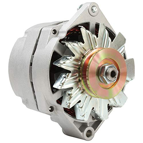 NEW 12V 72A ALTERNATOR FITS CASE TRACTOR 350B 450C 455C 1983-84 A147159 1102922