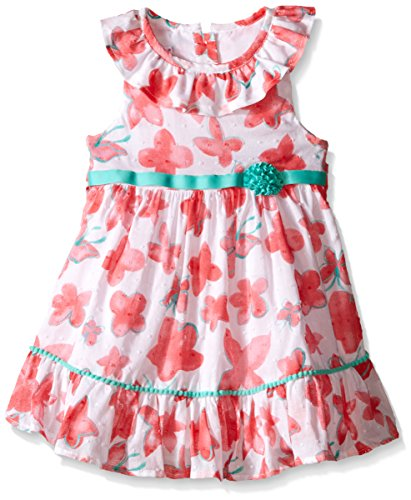 6 X Ruffled Dress - 8