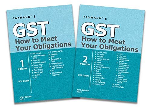 GST How to meet your obligations