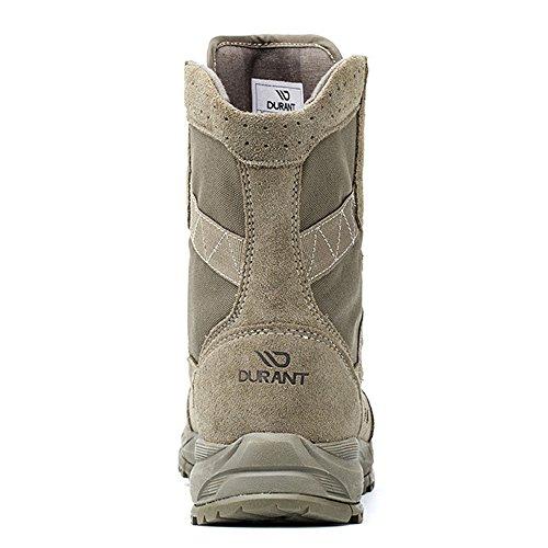 Gran Hombre Ligeras Escalada Impermeables Zapatillas Para Botas Desierto Militares Altura Montaña Green De qWS1p