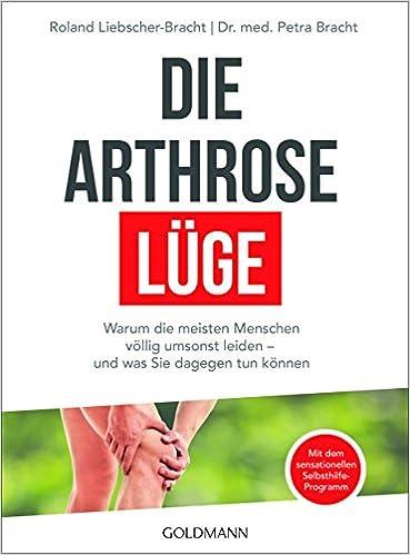 Liebscher & Bracht Buch Die Arthrose-Lüge