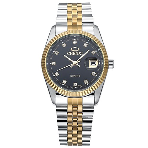 mens-unique-stainless-steel-band-wrist-watch-classic-round-gold-silver-two-tone-diamond-paved-analog