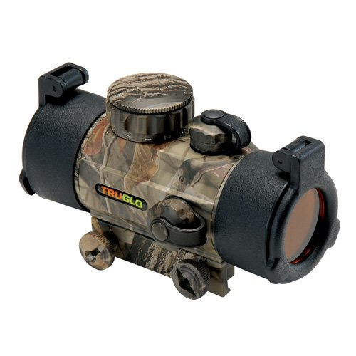 TRUGLO Crossbow Red Dot 30mm Sight DDP Realtree APG