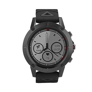 Vbestlife Reloj Deportivo Smartwatch con Pulsómetro GPS IP68 ...