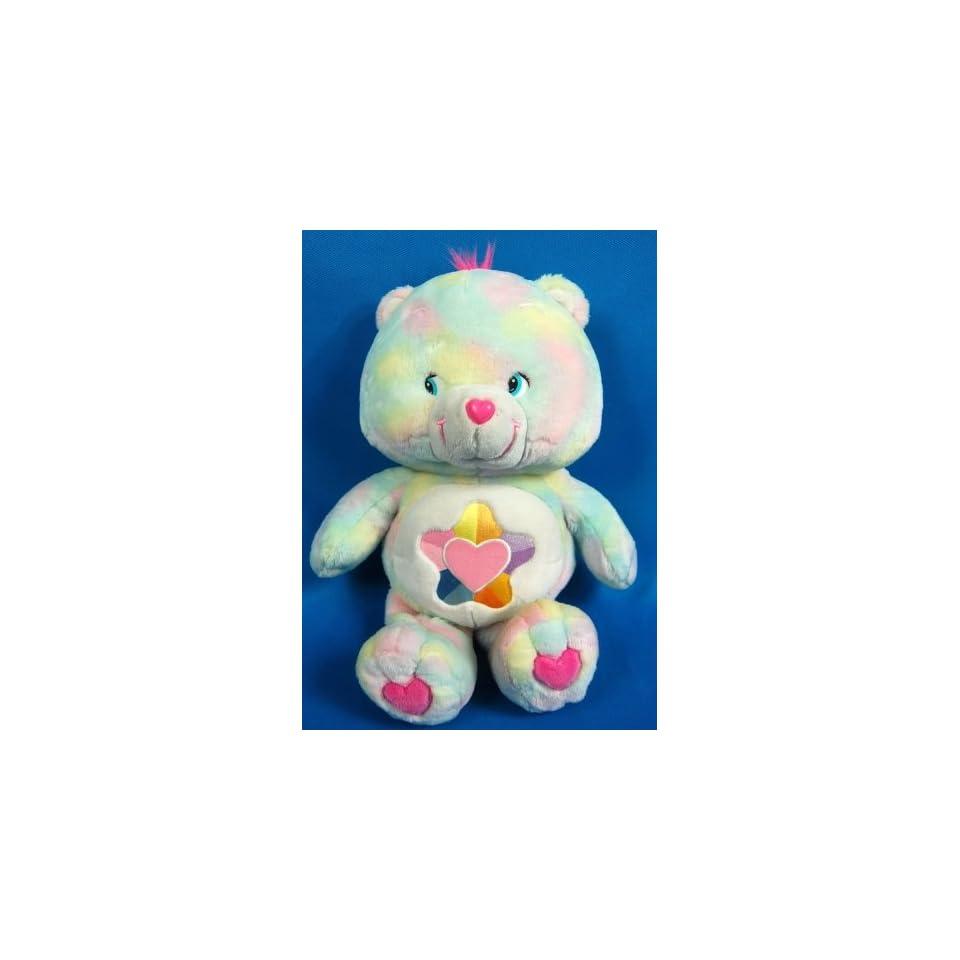 Care Bears TRUE HEART BEAR Plush (JUMBO 28 TALL)