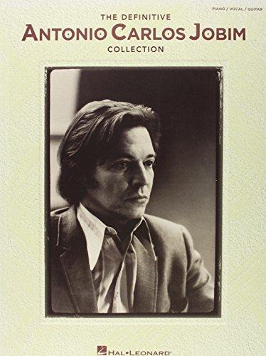 The Definitive Antonio Carlos Jobim (P/V/G Composer Collection)