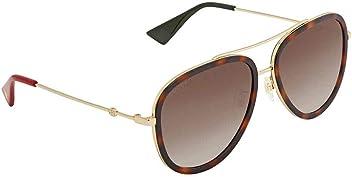 Gucci GG0062S Sunglasses   57MM