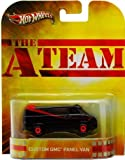 2013 Hot Wheels Retro Entertainment - Custom GMC Panel Van A-Team by Hot Wheels