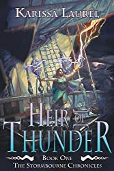 Heir of Thunder (Stormbourne Chronicles)
