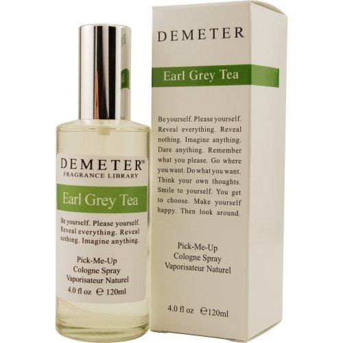 Demeter Cologne Spray, Earl Grey Tea, 4 (Energizing Edt Spray)