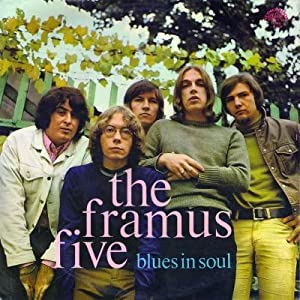 Framus Five - In The Midnight Hour