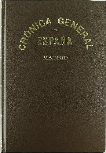 Crónica General de España (Madrid) (Monografía): Amazon.es: Rusell, Cayetano: Libros