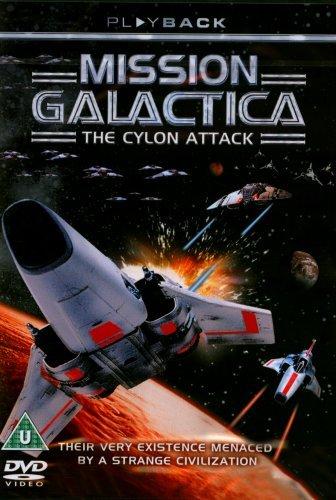 Battlestar Galactica - Mission Galactica (Original Series) [Import anglais]
