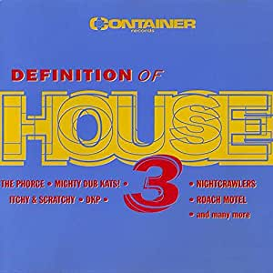Various artists definition of house v 1 music for Define house music
