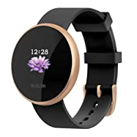 BOZLUN Smart Watch for Android Phones and iPhones, Waterproof Smartwatch Activity Fitness Tracker with Heart Rate Monitor Sleep Tracker Step Counter for Men and Women (Gold)