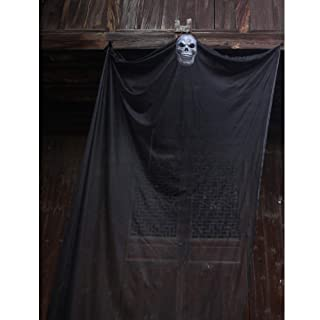 symboat accessori fantasma sospesi decorazioni fantasma fantasma volante scheletro per la terreur tema effrayant Crâne