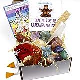 Dancing Bear Healing Crystals Chakra Balance Kit