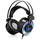 Ombar Gaming Headset for PS4, Xbox one...