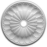 Ekena Millwork CM31GO Ceiling Medalion Primed