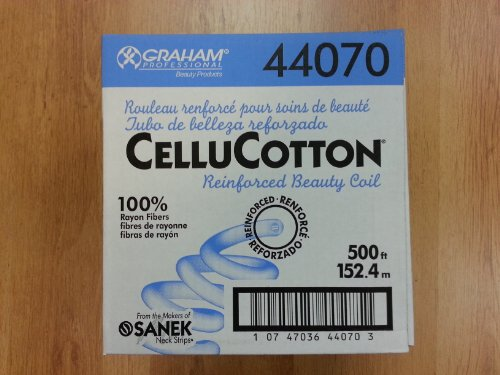 Reinforced Rayon CelluCotton 500ft Coil (Cellucotton Beauty Coil)