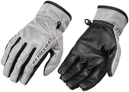Firstgear Womens Ultra Mesh Gloves Silver L/Large