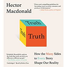 Truth Audiobook by Hector Macdonald Narrated by Robert Fass