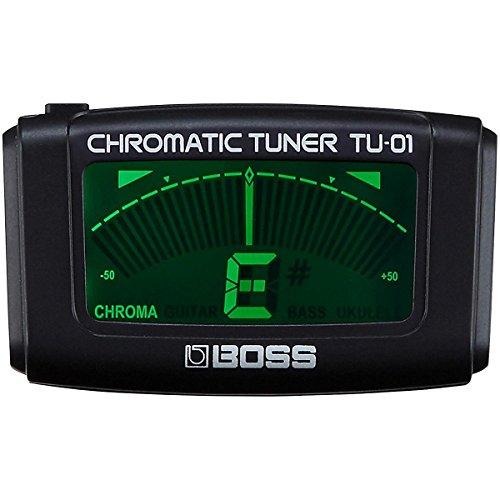 Boss TU 01 Clip Chromatic Tuner