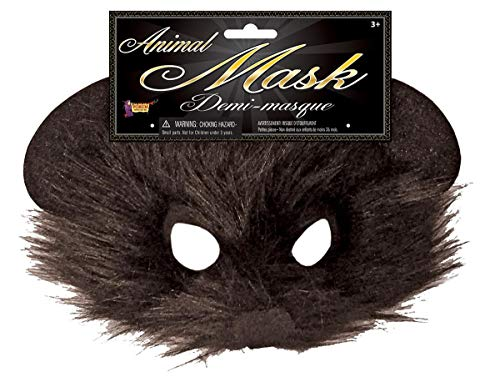Forum Novelties Mouse Half Mask Costume Accessory ()