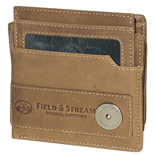 field-and-stream-convertible-thinfold-wallet-rfid-blocking-tan