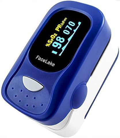 Pulse Oximeter, Blood Oxygen Monitor (Pulse Oximeter Digital)