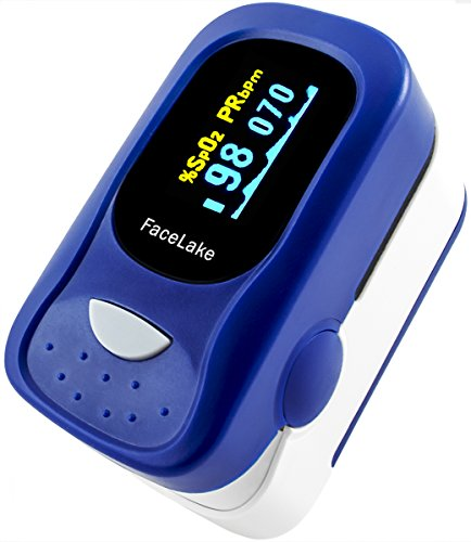 Pulse Oximeter Finger Probe - Pulse Oximeter, Blood Oxygen Monitor