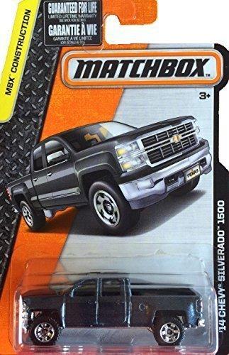 chevy silverado matchbox - 1