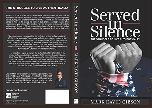 Amazon served in silence the struggle to live authentically served in silence the struggle to live authentically by gibson mark david fandeluxe Choice Image