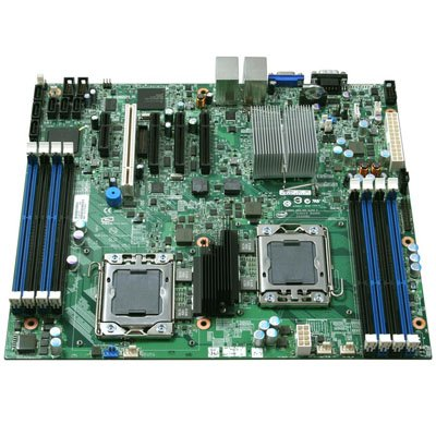 Dual Xeon Server Board - Intel S5500BCR Dual LGA 1366 Intel 5500 SSI CEB-leveraged Dual Intel Xeon 5500 and Quad-Core/Six-Core 5600 Series Server Motherboard