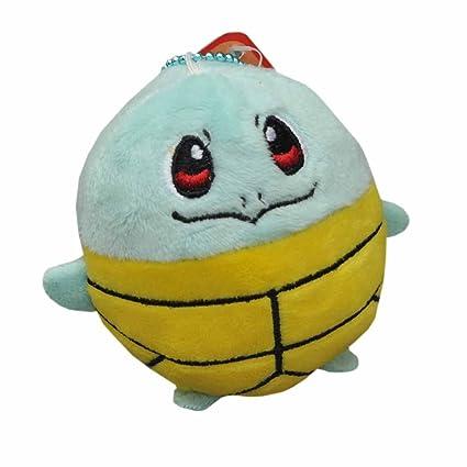 Pokemon Squirtle 3 inch infantil peluche niños juguetes: Amazon.es ...
