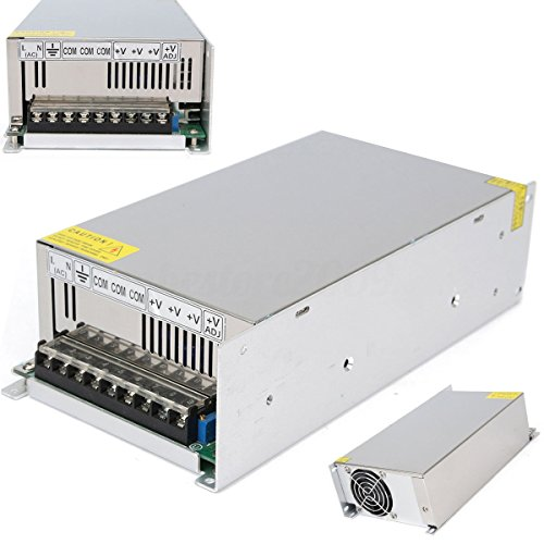 36V 27.8A 1000W Universal Regulated Switching Power Supply Driver for CCTV camera LED Strip AC 100-240V Input to DC 36V