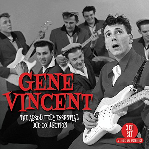 Gene Vincent - stereoplay, CD 50: Yesterday