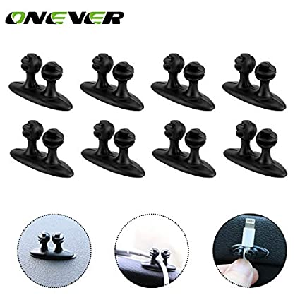 Groovy Amazon Com Interior Accessories 8Pcs Car Wire Clip Vehicle Fixed Wiring Digital Resources Helishebarightsorg