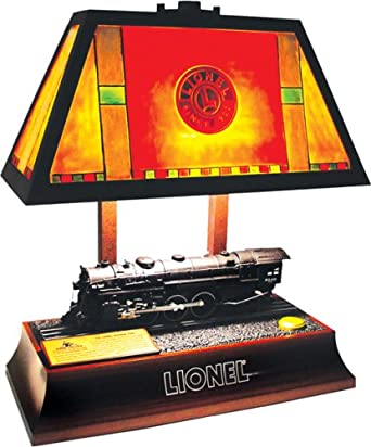Lionel train animated lamp collectors edition these are the lat of lionel train animated lamp collectors edition these are the lat of the lamps desk lamps amazon aloadofball Choice Image