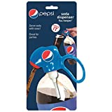 Jokari Pepsi Modern Logo Fizz Keeper Soda Dispenser