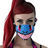 Squirtel Pokemon Surgical Kandi Mask by Kandi Gear