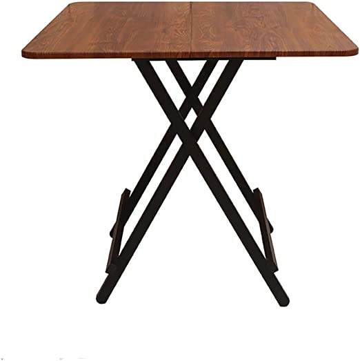 Mesa de Comedor Plegable pequeña Mesa Plegable Mesa de Comedor ...