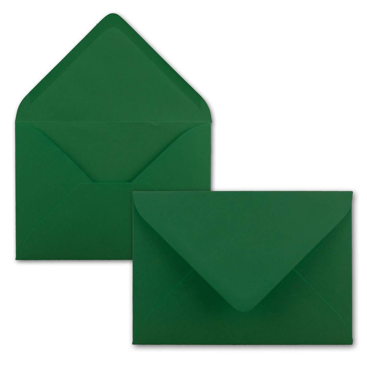 500 Mini Mini Mini Brief-Umschläge - Hell-Blau - 5,2 x 7,6 cm - Miniatur KuGrüns mit Nassklebung für Blaumen-Grüße, Grußkarten, Anhänger & Geld-Geschenke - Gustav Neuser® B07PSNH7BX | Großhandel  269dfc