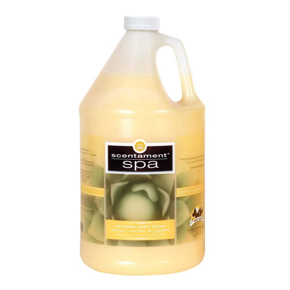 Scentament Spa Oatmeal Body Wash